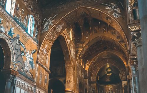 Cattedrale di Santa Maria Nuova, Monreale (Palermo)