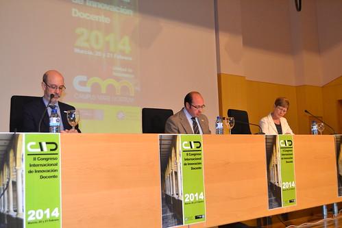II Congreso Internacional de Innovación Docente CMN web