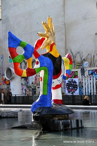 Stravinsky Fountain 2