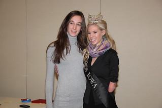 2014-Miss Iowa Nicole Kelly