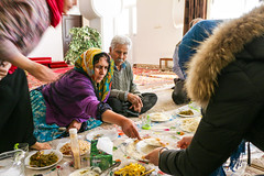 Lunch time in a local house, Firuzabad, Iran フィールーズ・アーバード、カシュガイ族民家での昼食 (travelingmipo) Tags: travel people photo iran persia silkroad nomad shiraz tribe 旅行 シルクロード firuzabad 写真 qashqai イラン 族 ペルシャ ペルシア フィルザバード フィールーズ・アーバード カシュガイ カシュカイ