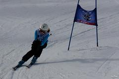 Mathilde (La Pom ) Tags: ski competition coeur stade slalom combloux fleche creve descente megve jaillet rodhos