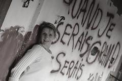 Carole - 1 (Michel Seguret Thanks all for 8.600 000 views) Tags: portrait woman france beautiful mujer nikon dress robe feminine femme charm portrt blond blonde belle bella carole frau guapa ritratto charme d800 elegance schne hrault kleid feminity feminit michelseguret