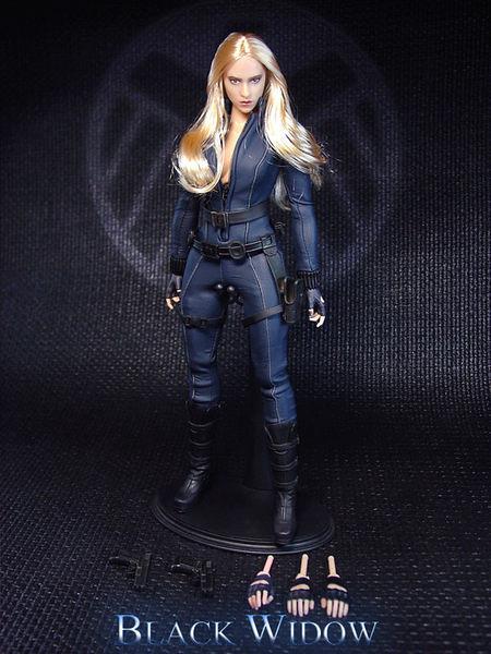 S.H.I.E.L.D. BLACK WIDOW 黑寡婦