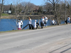 MLRA Earth Day Community Spring Clean Event 2007 (Musselman's Lake RA) Tags: 2 two lake tim day phil earth group most excellent ward productions whitchurch hortons association bannon councillor residents stouffville ravenshoe musselmans musselmanslake whitchurchstouffville mlra musslemanslakeresidentsassociation councillorphilbannon