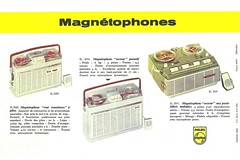 PHILIPS Radio, Musique, Television and Magnetophone Brochure (France 1962)_20 (MarkAmsterdam) Tags: old classic sign metal museum radio vintage advertising design early tv portable colorful fifties arm tsf mark ad tube battery engineering pickup retro advertisement collection plastic equipment deck tape changer electronics era record handheld sheet catalog booklet collectible portfolio recorder eames sales electrical atomic brochure console folder tone forties fernseher sixties transistor phono phonograph dealer cartridge carradio fashioned transistorradio tuberadio pocketradio 50s 60s musiktruhe tableradio magnetophon plaskon 40s kitchenradio meijster markmeijster markamsterdam coatradio tovertoom