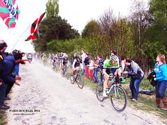 The Hell of the North (Ander Ormaetxea) Tags: del el ciclismo francia norte pars roubaix infierno clsica tramo pavees