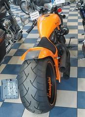2014-04-13 S9 JB 75929#co (cosplay shooter) Tags: harley harleydavidson moto motorcycle motorrad hamminkeln lambo thunderbike 100z x201404