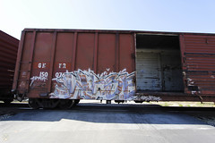 Wyse (Revise_D) Tags: graffiti revise sws tagging d30 freight revised fr8 wyse bsgk a2m benching fr8heaven fr8aholics revisedesigns revisedesign fr8bench benchingsteelgiants freightlyfe