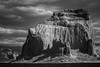 The Past Revealed (RMGphotos) Tags: blackandwhite usa rock landscape ir landscapes rocks desert fineart erosion infrared geology deserts landforms lakepowell rockformations rockformation geologic arizonautah geologicfeatures lakepowellhouseboattrip