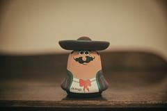 Rough Day - Day 168/365 (MikeBrowne) Tags: mexico blog nikon cartoon saltshaker mustache tamron d800 tchotchke analogefexpro2 3652015