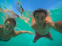 YDXJ0634 (Goldmund100) Tags: sea summer italy beach seaside italia mare estate salento puglia spiaggia vacanze lecce 2015 xiaomi actioncam xiaomiyi