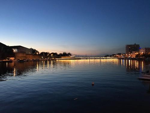 Zadar, Croatia- sunset