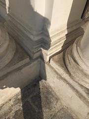 1822 (kastane_losa) Tags: shadow wien vienna austria column säule sun sonne sunny abstract beige silhouette