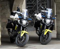 Policia Municipal de Girona (Francis Lenn) Tags: girona catalunya catalonia police policia policía moto