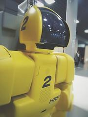 20170312_142238-01 (franckinjapan) Tags: japan tsukuba space science museum robot yellow ロボット 黄色 jaune つくば 日本 expo center 写真 geo:lat=36086473 geo:lon=140110554