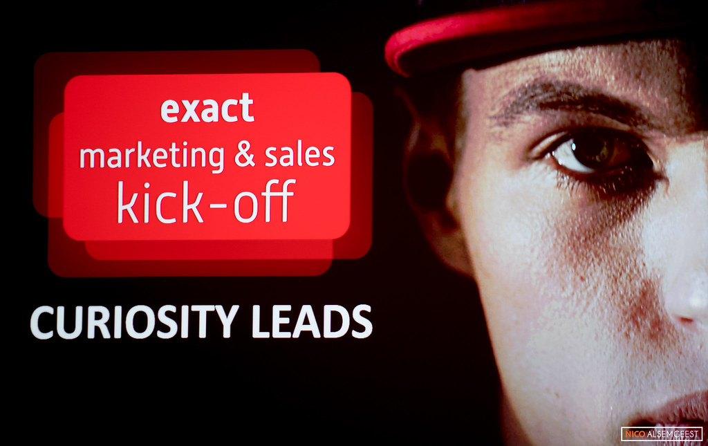 Exact marketing & sales Kick-off 2017