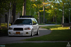 Subaru Forester (patjacobs productions) Tags: red sky hot cold car vw canon accord bag wagon photography japanese model muscle snowy euro awesome low ferrari daily fresh camaro exotic turbo chevy american porn subaru bmw dodge civic jetta inline airbag m3 viper corvette wrx miata m6 m5 supercar lowered m4 v8 v10 jap jdm 1m evo beemer mx5 f430 v6 riders supercharged cobalt beater forester stance driven carporn 335 135f2 skyporn stanceworks dailydriven canibeat stancenation juststance bagriders