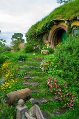 Easter Weekend (2) (dandireyes) Tags: newzealand lotr lordoftherings hobbit baggins thehobbit hobbiton bagend easterweekend theshire