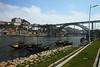Portboten op de Douro (by_irma) Tags: bridge portugal port river boot boat porto douro pont brug oporto rivier luiz1 portboot