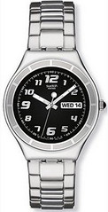 Swatch His Tender Black Irony Big Mens Watch YGS740G (mndjet.com) Tags: black swatch big watches watch irony mens his tender menswatches swatchwatches ygs740g