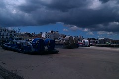 IMAG0307 (daveingham1) Tags: hovercraft ryde bht130 hovertravel ap188