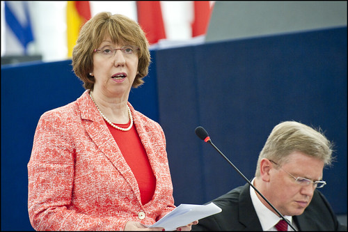 Catherine Ashton, High Representative of the Union for Foreign Affairs and Security Policy for the European Union