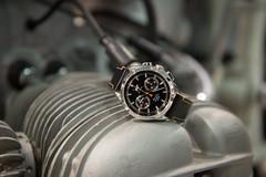 Lew & Huey Riccardo (ggcadc) Tags: museum nikon san watch engine diego automotive huey 28 lew chronograph riccardo d800 chrono 2470