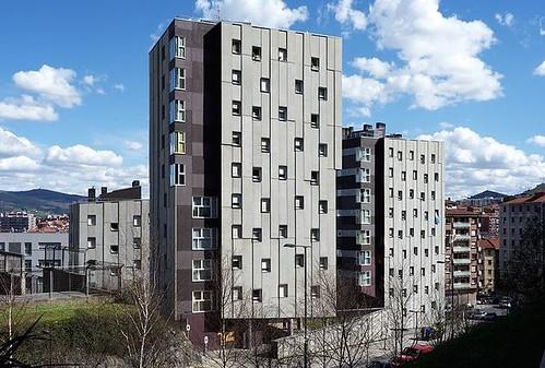 70 viviendas VPO Rekalde, Bilbao 28