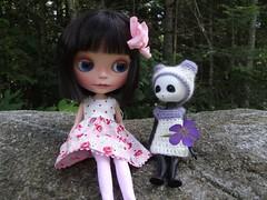 Corbie & panda