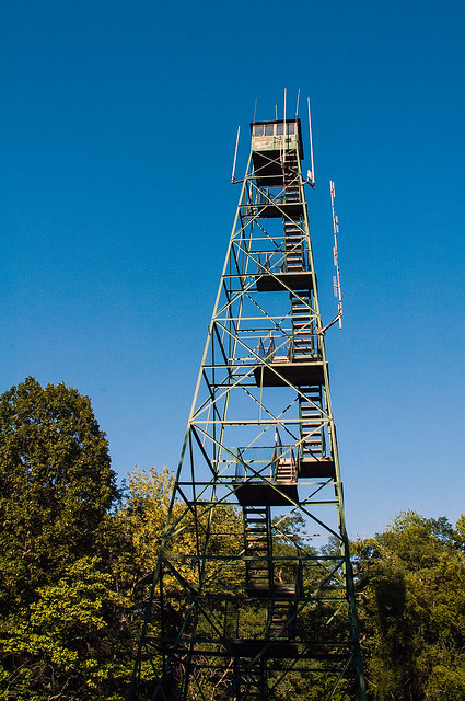 Brown County State Park - Fire Tower