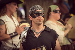 Who is that masked drummer? (SauceyJack) Tags: summer hot festival horizontal wisconsin bristol dance costume chaos dancing cosplay august celebration entertainment fantasy actor perform performer celebrate wi bristolrenaissancefaire brf celebrating frenzy entertain chaotic pretend kenosha week5 bristolrenaissancefair rensaissance drumjam 2013 lr5 lightroom5 canon1dx 7020028isiil sauceyjack