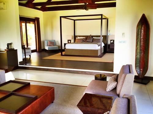 Villa Takali - Fiji - Master Bedroom