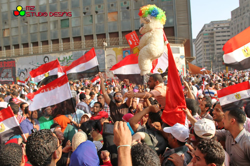 ©2013 Mahmoud Zaki Photography (Mz Studio Design)El-Tahrir Sq