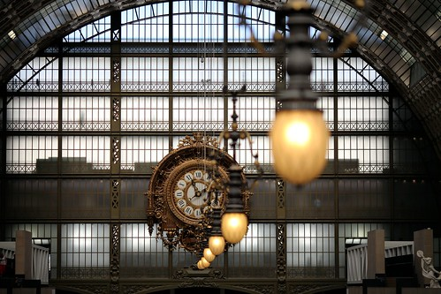 Musee D'Orsay Lights