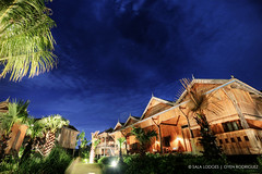 Sala Lodges (oyenrodriguez) Tags: hotel cambodia sala siem reap angkor wat authentic lodges
