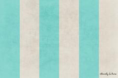 vintage teal stripes (life stories photography) Tags: art design aqua pattern turquoise teal stripes cream september ecru 2013 beverlylefevre
