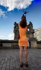 Praga va por barrios 24 (y todos estn ocupados por turistas) (yendoandando) Tags: praga turista