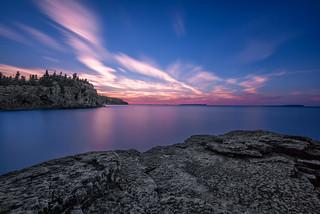 Indian Head Cove, Tobermory Ontario