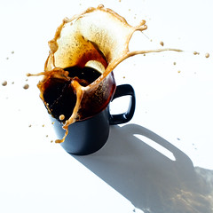 up - into the sun (dongga BS) Tags: coffee drops kaffee splash highspeed omd hispeed olympusem5