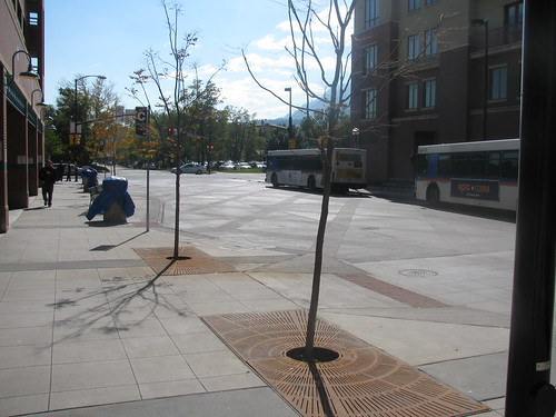 Photo - Boulder Transit Center Area Improvements (Complete)
