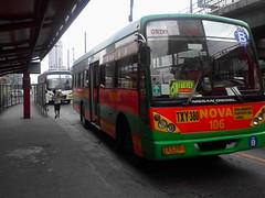 NOVA Auto Transport 106 (JuanMigz Diversian Grandmaster) Tags: sm fairview baclaran cpb87n fe6b