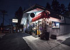 Big Bear Lake 11/12 (Kitsuney) Tags: california bear mountain lake halloween big 4 less cabins
