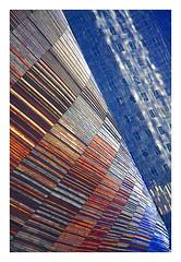 cheminée Deverne (Marie Hacene) Tags: paris architecture couleurs ladéfense cheminée puteaux graphisme deverne