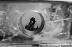 Hole (jukkarothlauronen) Tags: sanfrancisco california usa prison alcatraz