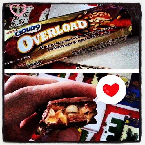 Chocolate Cloud9 Jacknjill Overload Softnougat Yummy