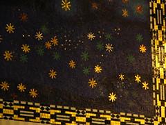 Mosaic (Sparky the Neon Cat) Tags: vienna wien sky art church star austria am europe mosaic interior kirche secession otto nouveau moser osterreich wagner jugendstil steinhof koloman