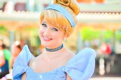 Cinderella (EverythingDisney) Tags: disneyland disney cinderella dlr princesscinderella