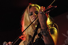 Sally-Jo on Electric Violin (Never The Bride) Tags: music rock concert live country performance jazz blues soul liveband streaming halfmoonputney neverthebride