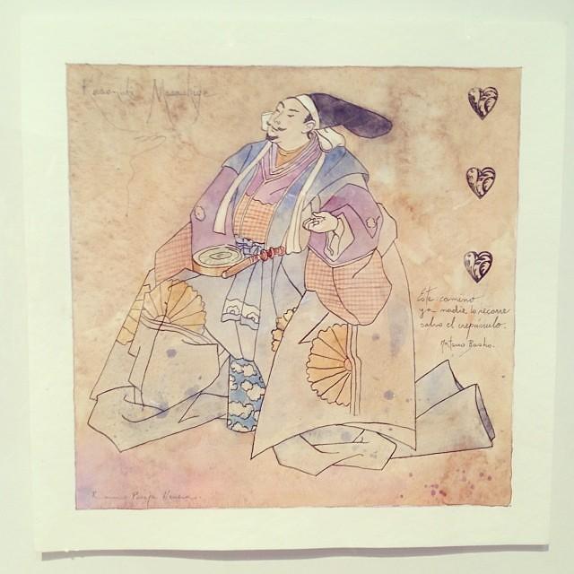 """""""En el camino"""" • """"El Diálogo, el Pastiche y la Memoria"""" #muestra individual de Ramiro Pareja Herrera #arte #arteenlima #art #artinlima #artist #artista #pintura #painting"""